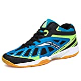 Mishansha Mens Athletic Professinal Indoor Outdoor Running Walking Trail Tennis Court Sport Shoes