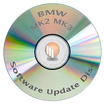 BMW v29.1 actualización de firmware Disc Tecla + CD Para BMW MK3 Computadora de