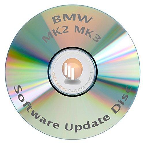 BMW V29.1 FIRMWARE UPDATE DISC + KEY CD for BMW MK3 MK2 GPS NAVIGATION COMPUTER SOFTWARE 1998 1999 2000 2001 E38 740 E39 528 530 540 M5 E53 X5