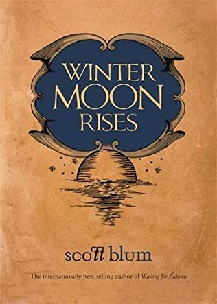 book cover of Winter Moon Rises