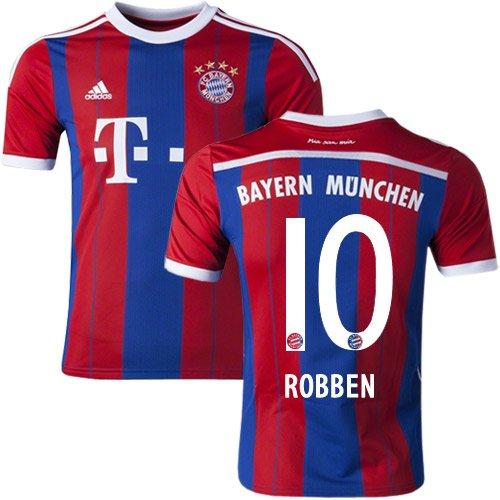 Robben Jersey Bayern Munich Home 2014 2015 (S)