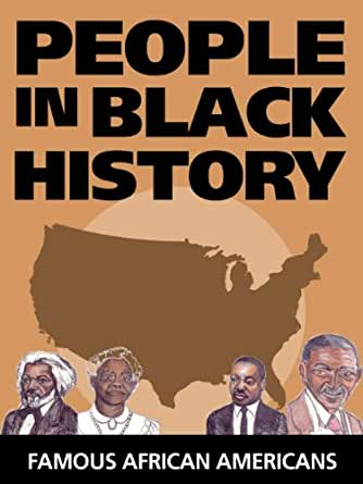 Workbook black history month biography worksheets : Amazon.com: People in Black History - Famous African Americans ...