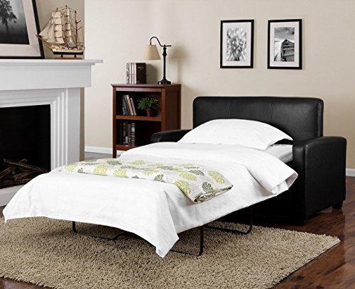 - Amazon.com: Mainstays Sofa Sleeper, Black: Kitchen & Dining