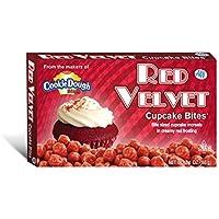 12-Pack Cookie Dough Bites, Red Velvet Cupcake, 3.1 Ounce