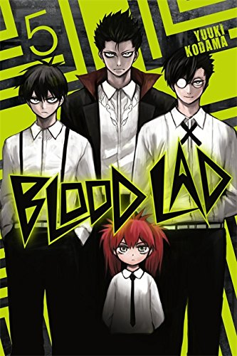 Blood Lad, Vol. 5 (Vol 1 Lad Blood)