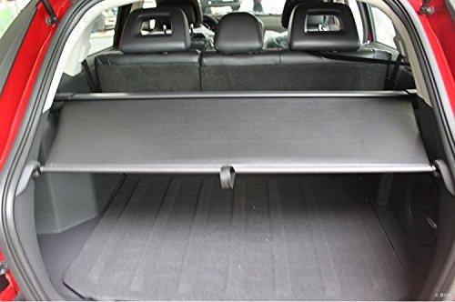 Worth-Mats Retractable Cargo Cover Security Shade for Dodge Caliber Models - Black (Mat Caliber Dodge Cargo)
