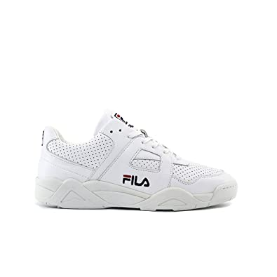 Homme Fila Chaussure Low 40 Cedar Blanc Taille wC1CqZSvn