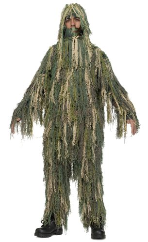 Ghillie Suit Child Costume (Kids Ghillie Suit Costume)