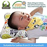 Baby Head Shaping Pillow - Flat Head & Reflux