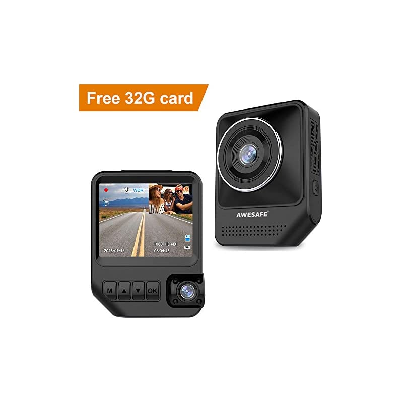awesafe-dual-dash-cam-for-cars-front