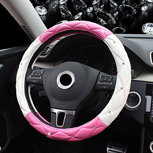 themed steering wheel cover - 4