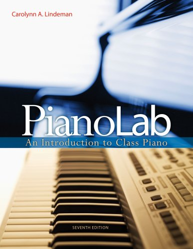 PianoLab: An Introduction to Class Piano (with Premium Website Printed Access Card & Keyboard for Piano) by Schirmer