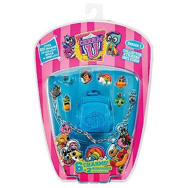 Vivid Imaginations Serie 1/Charm U Kids Juguete Coleccionable con 8/Abalorios y Pulsera Pack Multicolor