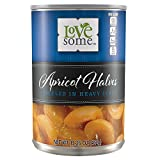 #6: LoveSome Apricot Halves, 15.25 Ounce (Pack of 24)