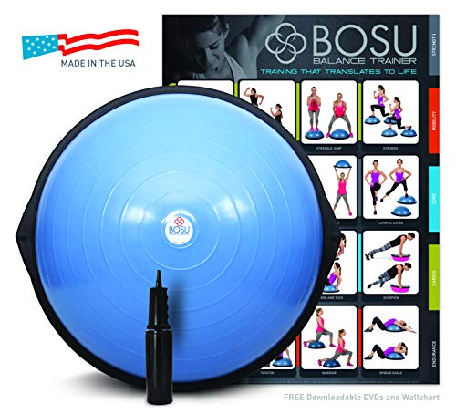Bosu Balance Trainer, 65cm - Blue (Pain Under The Ball Of Your Foot)