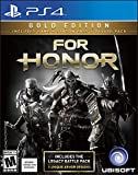For Honor Gold Edition (Includes Extra Content + Season Pass subscription) - PlayStation 4