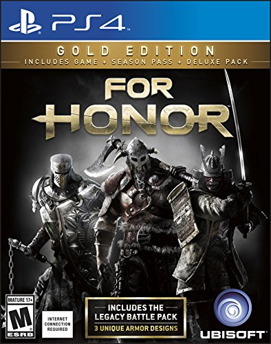 For Honor: Gold Edition (Includes Extra Content + Season Pass subscription) - PlayStation 4