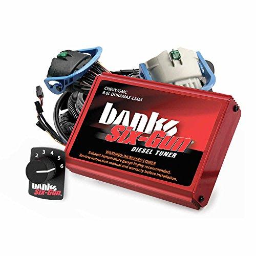 Banks 63887 Six-Gun Diesel Tuner with ()