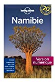Front cover for the book Namibie by Lonely Planet