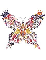 Kaxofang 3D Butterfly Quilling Paper Filigree Paintings Wall Decor DIY Quilling Paper Crafts Gifts DIY Quilling Paper Kits