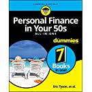 Personal Finance in Your 50s All-in-One For Dummies (English Edition)
