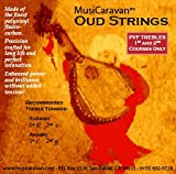 Oud String PVF Trebles by MusiCaravan