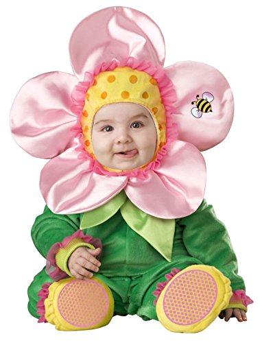 Cute Baby Girl Blossom Flower Halloween Costume Large (18 months - 2T)