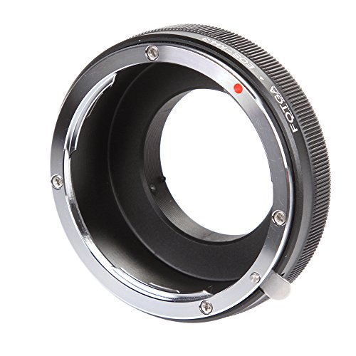 FOTGA Lens Mount Adapter for Canon EF EF-S Mount Lens to Micro Four Thirds(M4/3/MFT) Mount Camera Olympus Pen E-PL1,E-PL2,E-M,OM-D,E-M5,E-M10 Mark II/III Panasonic Lumix GH1,GH2,GH3,GH4,GH5,GH5s (Om D E M5 Mark Ii Manual)