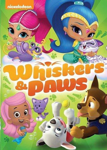 (Nickeloeon Favorites: Whiskers & Paws)