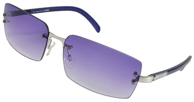 Amazon.com: Fendi anteojos de sol, lentes fs250, púrpura ...