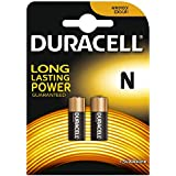 Duracell Coppertop Alkaline Medical Battery, N, 1.5V, 2 Pack