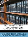 The Library Catalogue, David Brandon, 1277758700