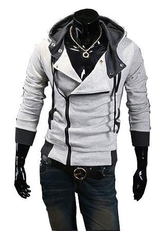 Assassins Creed 3 Desmond Nuevo diseño sudadera con capucha del ...