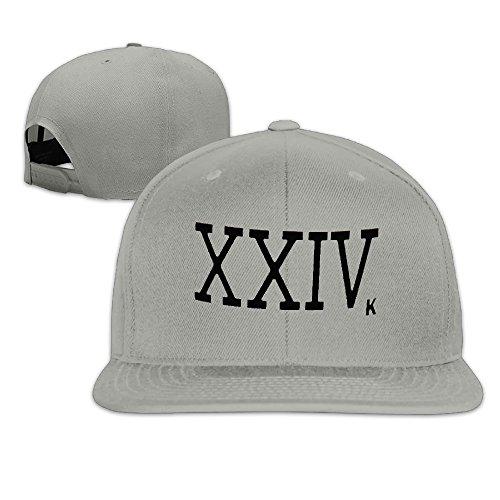 gsyful-bruno-mars-24k-magic-xxiv-adjustable-baseball-snapback-hip-hop-cap-hat-ash