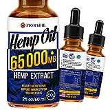 Best Hemp Oils - Hemp Oil Drops 65 000 MG - Effective Review