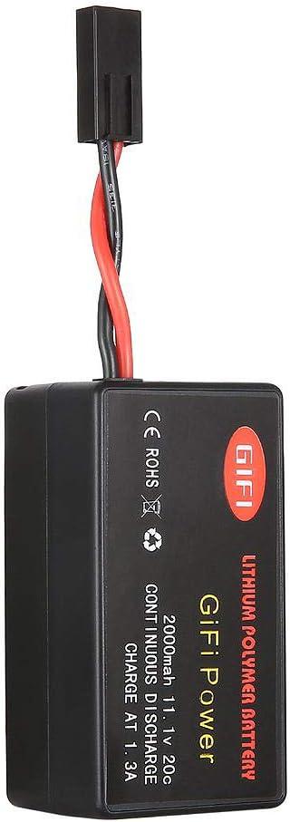 Ctzrzyt 2000 Mah 11.1V 20C 22.2Wh Li-Polymer Batterie pour Parrot AR.Drone 2.0 Quadricopt/ère