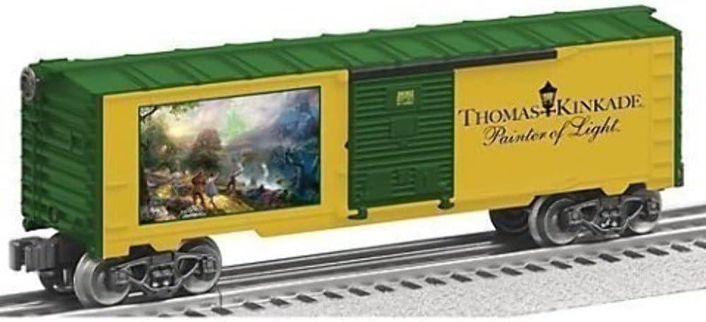 NEW Lionel 39362 Emerald City mart Boxcar