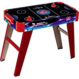 INDOOR ARCADE KIDS AIR HOCKEY GAMING GAME TABLE FUN PLAY HOME OFFICE SCHOOL