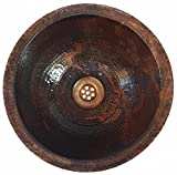 Egypt gift shops Enamel Coat Round Dome Copper Bath Bathroom Sink Household Contract Renewal