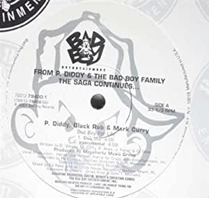 P Diddy The Saga Continues Vinyl Amazon Com Music