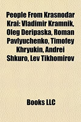 People From Krasnodar Krai Llc Books 9781156803738 Amazon Com Au Books