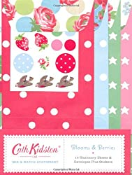Cath Kidston Mix and Match Blooms + Berries (Cath Kidston Stationery)