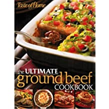 Ultimate Ground Beef Cookbook