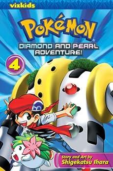 Pokémon Diamond and Pearl Adventure!, Vol. 4 by [Ihara, Shigekatsu]