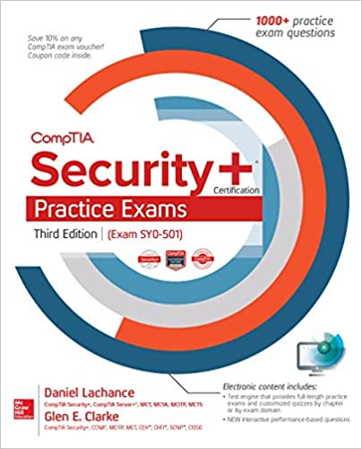 Amazon comptia security certification practice exams third comptia security certification practice exams third edition exam sy0 501 3rd edition kindle edition fandeluxe Images