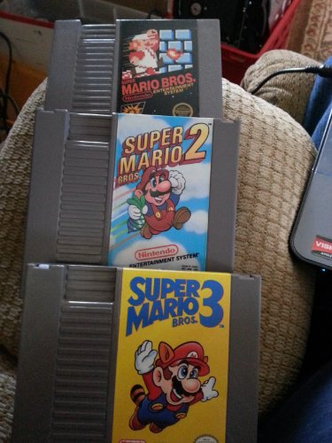 Super Mario Bros Collectors Set