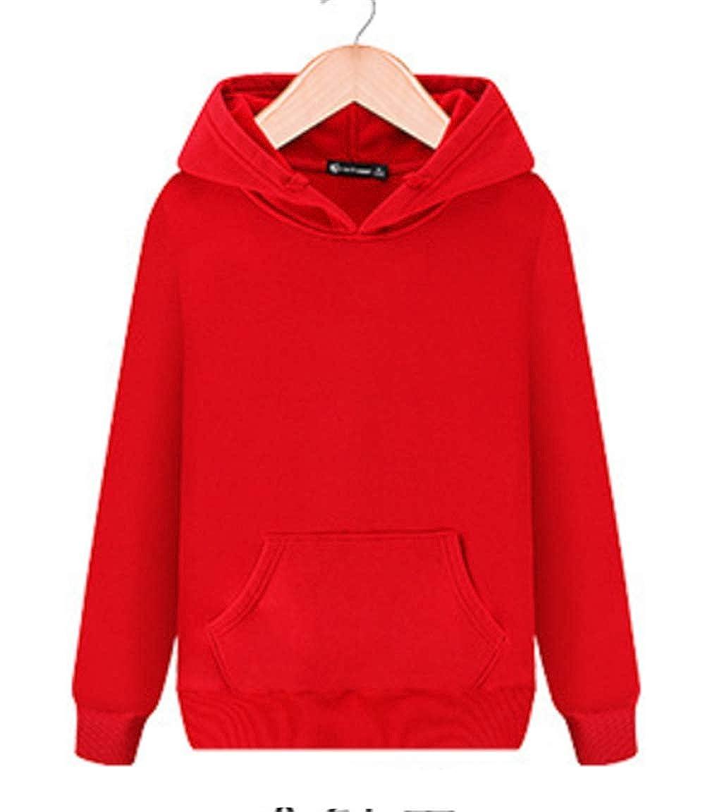 XIESENYU.CO Kapuzenpullover Herrenärmel Baumwollfleece Warme Mütze Pullover