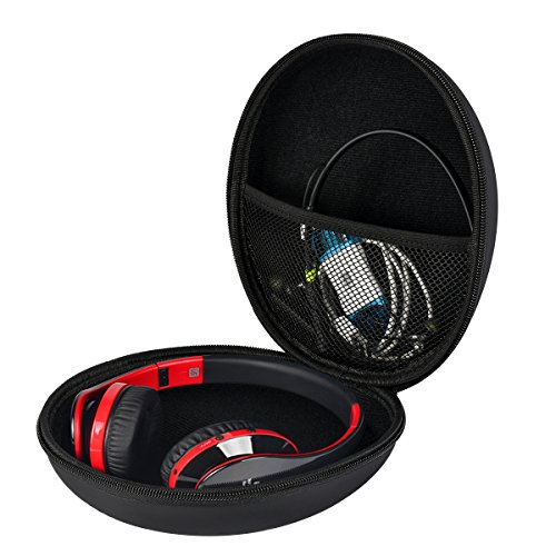 Headphone,headset Case for Mpow 059,AILIHEN C8,Ailihen I35, Bose QuietComfort 25, COWIN E7, Bose SoundLink, Sony MDR7506, Avantree 40,iJoy Matte Finish Premium, Beats Solo 1/2/3