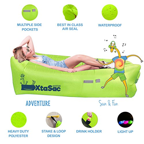 Top 10 best inflatable lounger heavy duty 2019