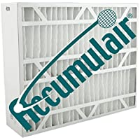 Filters-NOW DPFS20X25X6M11 20x25x6 Aprilaire Space-Gard MERV 11 Replacement Air Filters for 2200 Pack of - 2